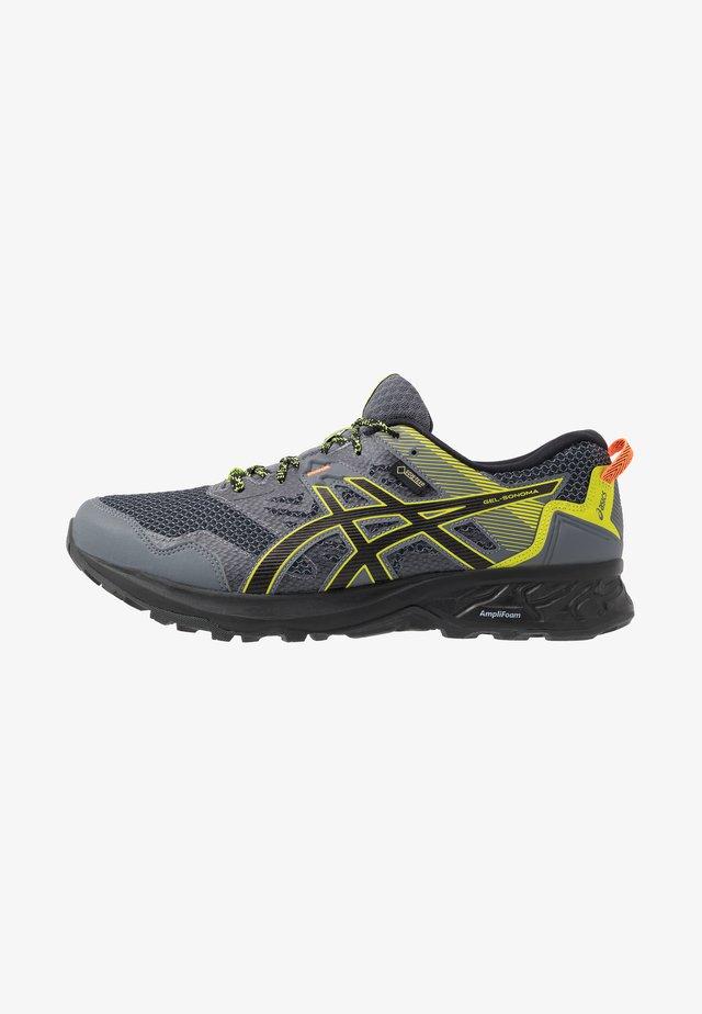 GEL-SONOMA 5 G-TX - Zapatillas de trail running - metropolis/black