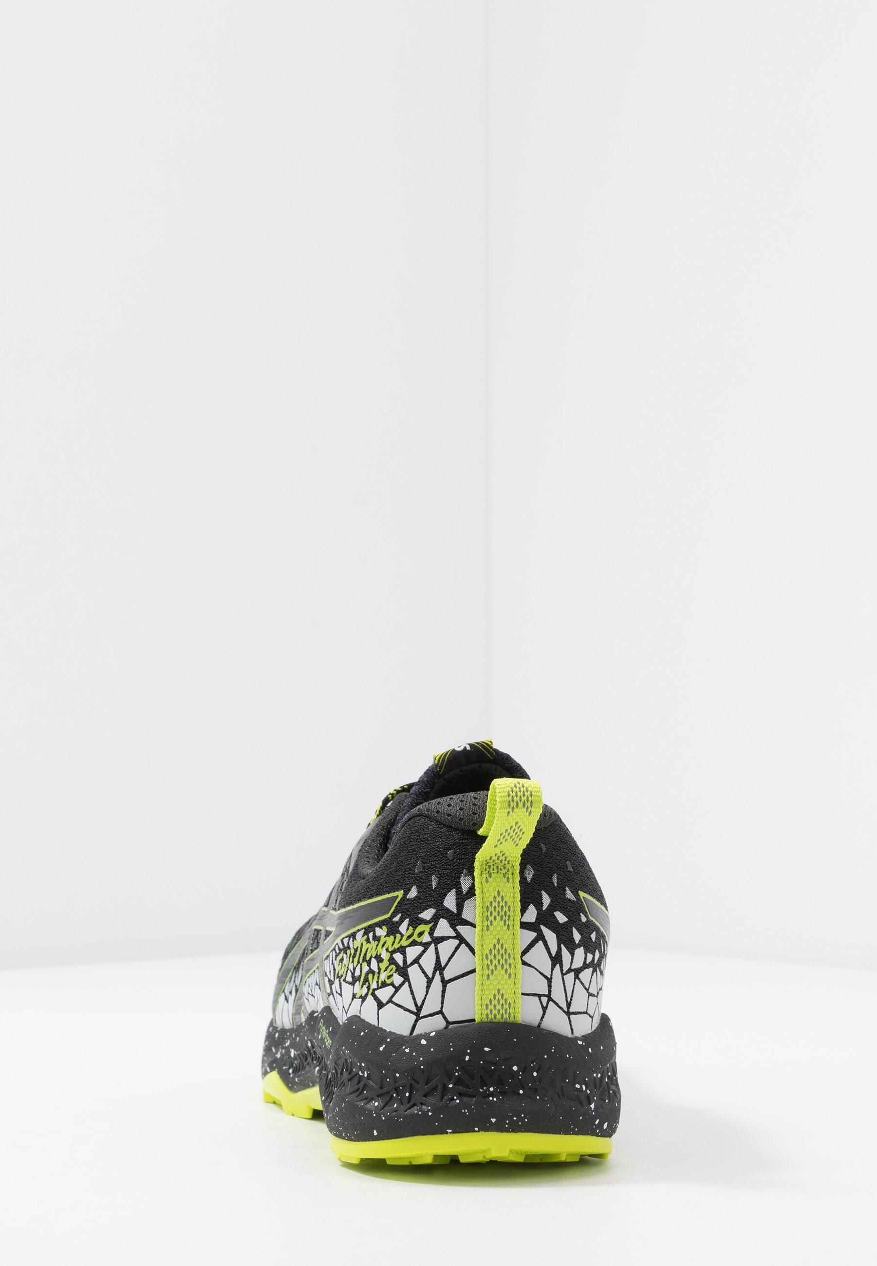 Asics Fujitrabuco Lyte - Trail Hardloopschoenen Black/graphite Grey Goedkope Schoenen