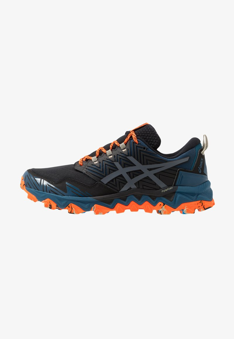 ASICS - GEL-FUJITRABUCO 8 - Zapatillas de trail running - directoire blue/carrier grey