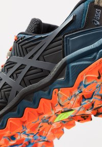 ASICS - GEL-FUJITRABUCO 8 - Zapatillas de trail running - directoire blue/carrier grey - 5