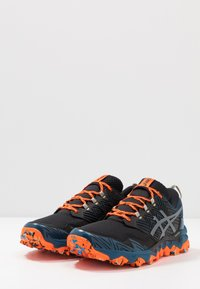 ASICS - GEL-FUJITRABUCO 8 - Zapatillas de trail running - directoire blue/carrier grey - 2