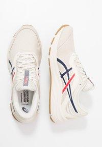 ASICS - GEL-PULSE 11 MX RETRO TOKYO - Neutral running shoes - birch/peacoat - 1