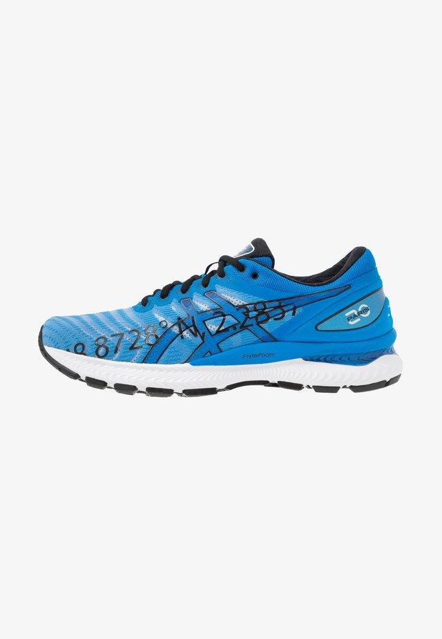 GEL-NIMBUS 22 - Laufschuh Neutral - electric blue