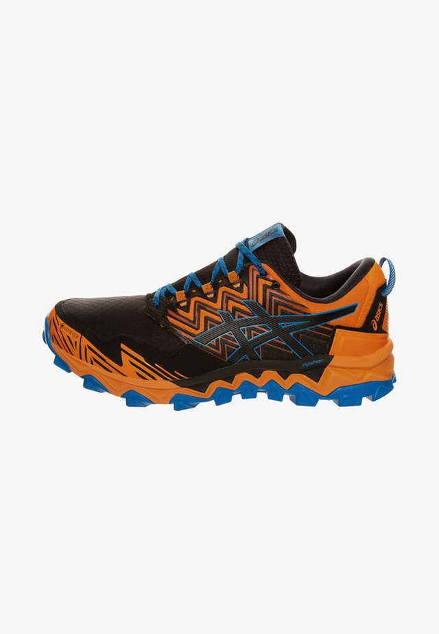 GEL-FUJITRABUCO  - Chaussures de running - shocking orange / black