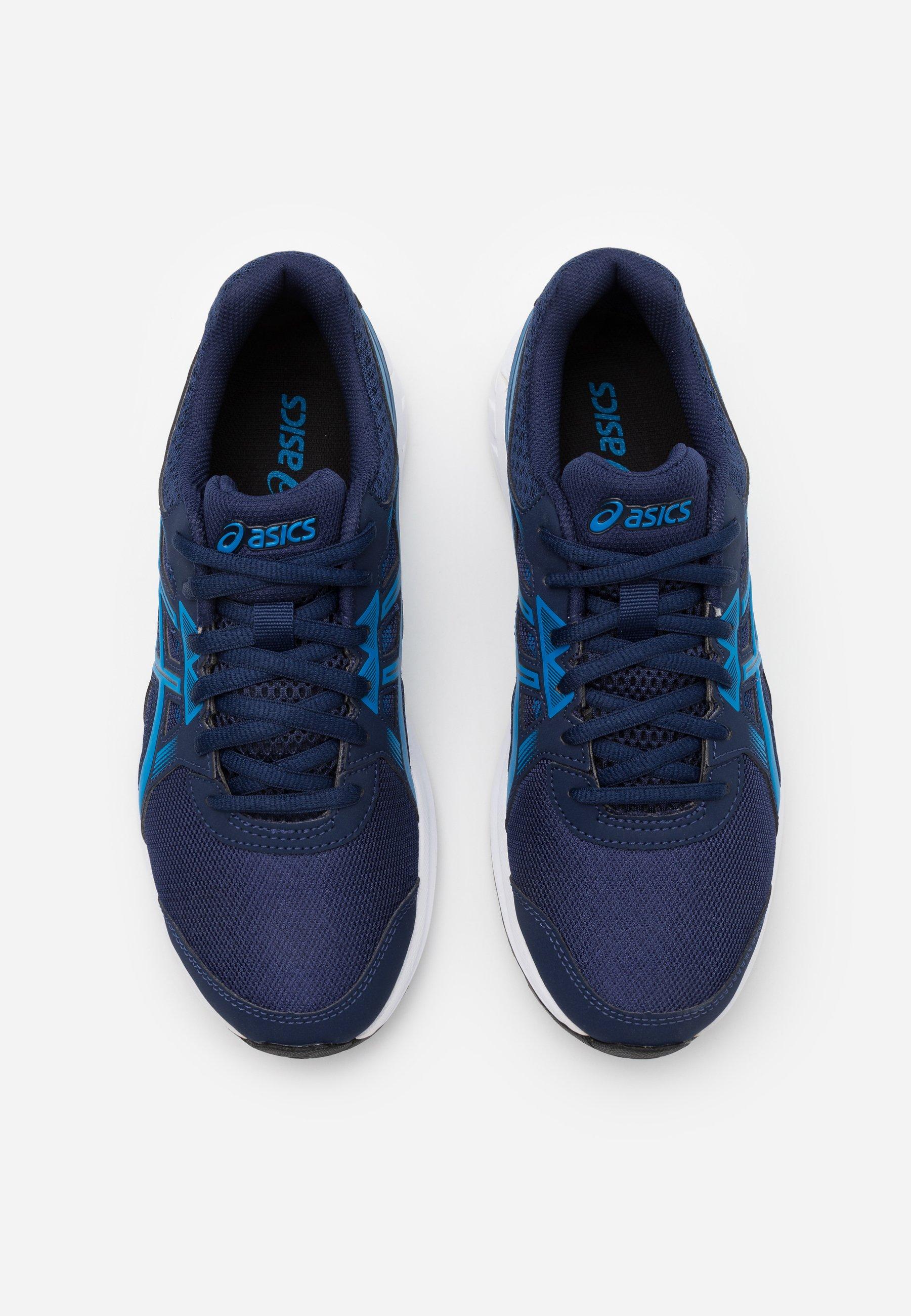 Asics Gel-sileo 2 - Hardloopschoenen Neutraal Peacoat/electric Blue Goedkope Schoenen