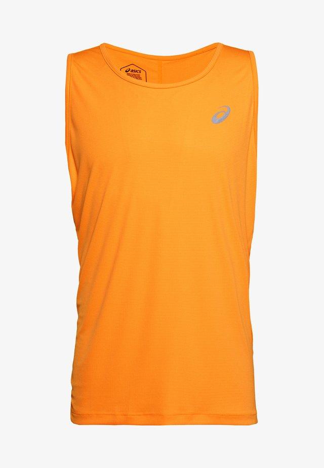 SINGLET - Camiseta de deporte - orange pop
