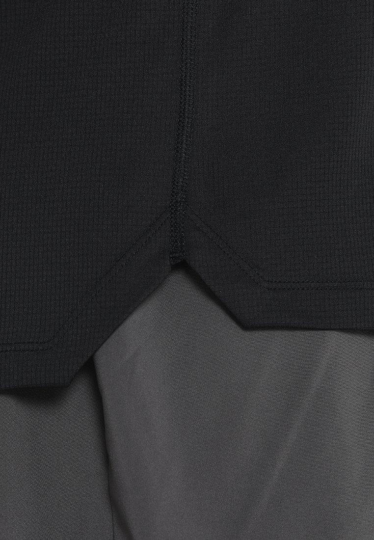 shirt Asics De Black SingletT Performance Sport qLR35j4A
