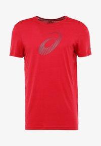 ASICS - Camiseta estampada - samba - 3