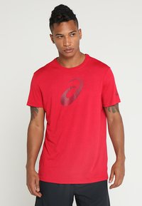 ASICS - Camiseta estampada - samba - 0