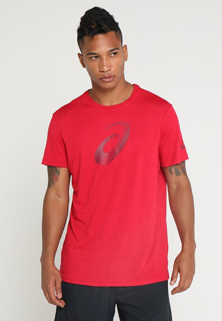 ASICS - Camiseta estampada - samba