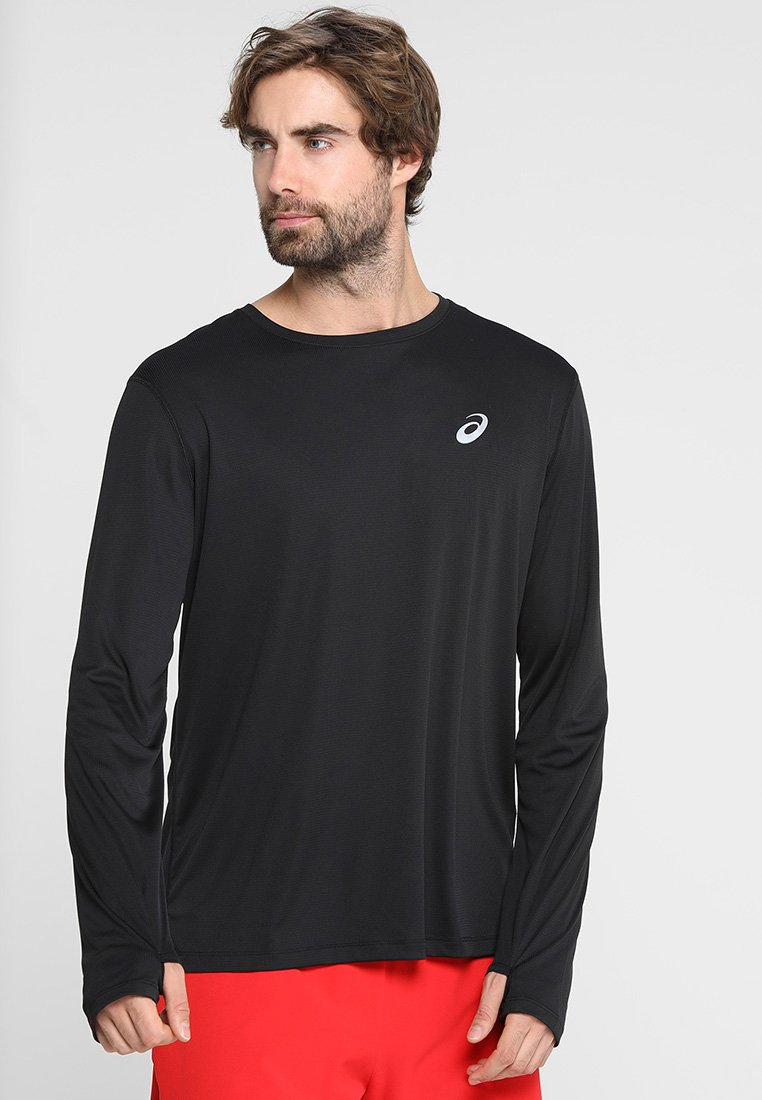 ASICS - Langarmshirt - performance black