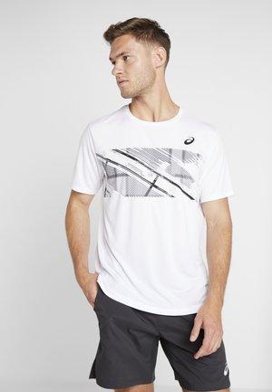 PRACTICE - T-shirt print - brilliant white
