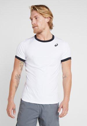 CLUB - T-shirt imprimé - brilliant white