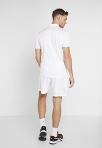 ASICS - CLUB M - Polo - brilliant white - 2