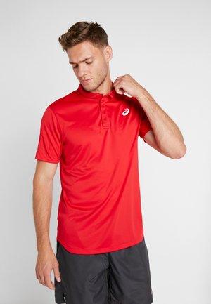 CLUB M - Polo shirt - speed red
