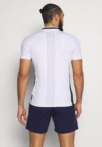 ASICS - CLUB POLO - Sports shirt - brilliant white - 2