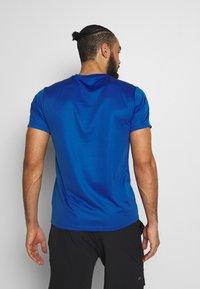 ASICS - KANJI - Print T-shirt - blue - 2