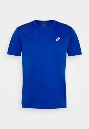 KATAKANA  - Print T-shirt - tuna blue
