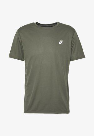 KATAKANA  - T-shirt imprimé - mantle green
