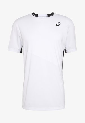 CLUB TEE - T-shirt med print - brilliant white