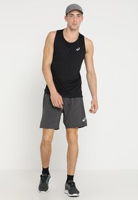 ASICS - SILVER SHORT - Sports shorts - dark grey - 1