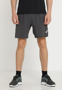 ASICS - SILVER SHORT - Sports shorts - dark grey - 0