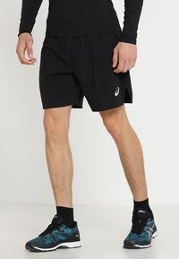 ASICS - SILVER SHORT - Urheilushortsit - performance black - 0