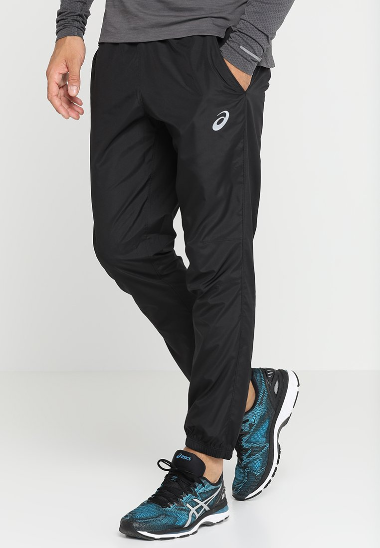 ASICS - SILVER WOVEN  - Trousers - performance black