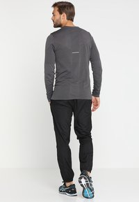 ASICS - SILVER WOVEN  - Trousers - performance black - 2