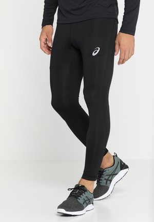 SILVER  - Leggings - performance black