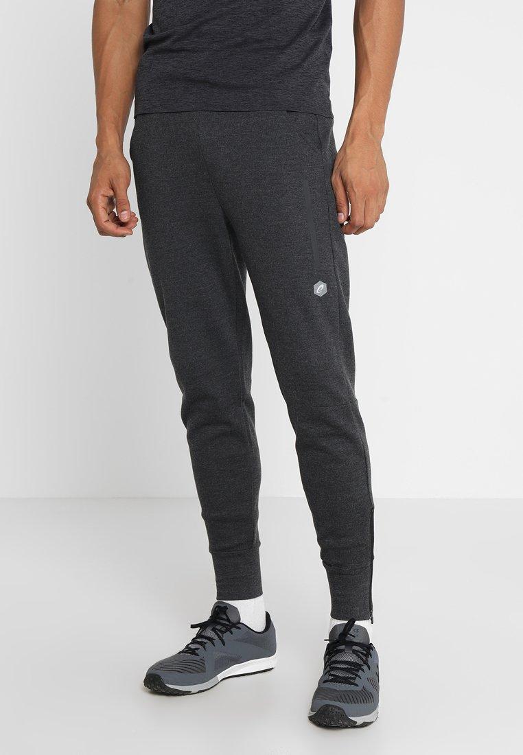 ASICS - TAILORED PANT - Spodnie treningowe - phantom heather
