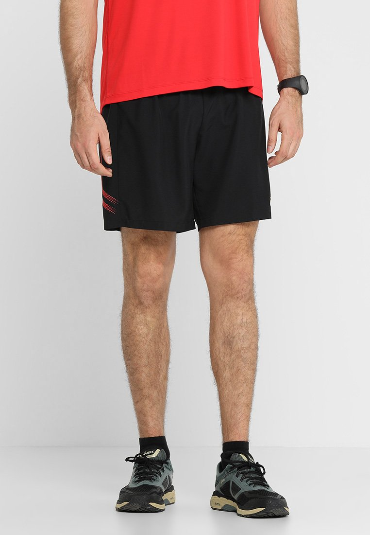 ASICS - ICON - Sports shorts - mp performance black