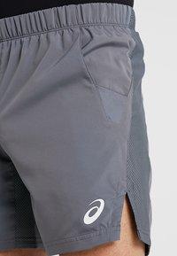 ASICS - TENNIS SHORT - Korte broeken - steel grey - 4