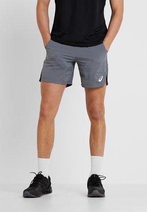 TENNIS SHORT - Träningsshorts - steel grey