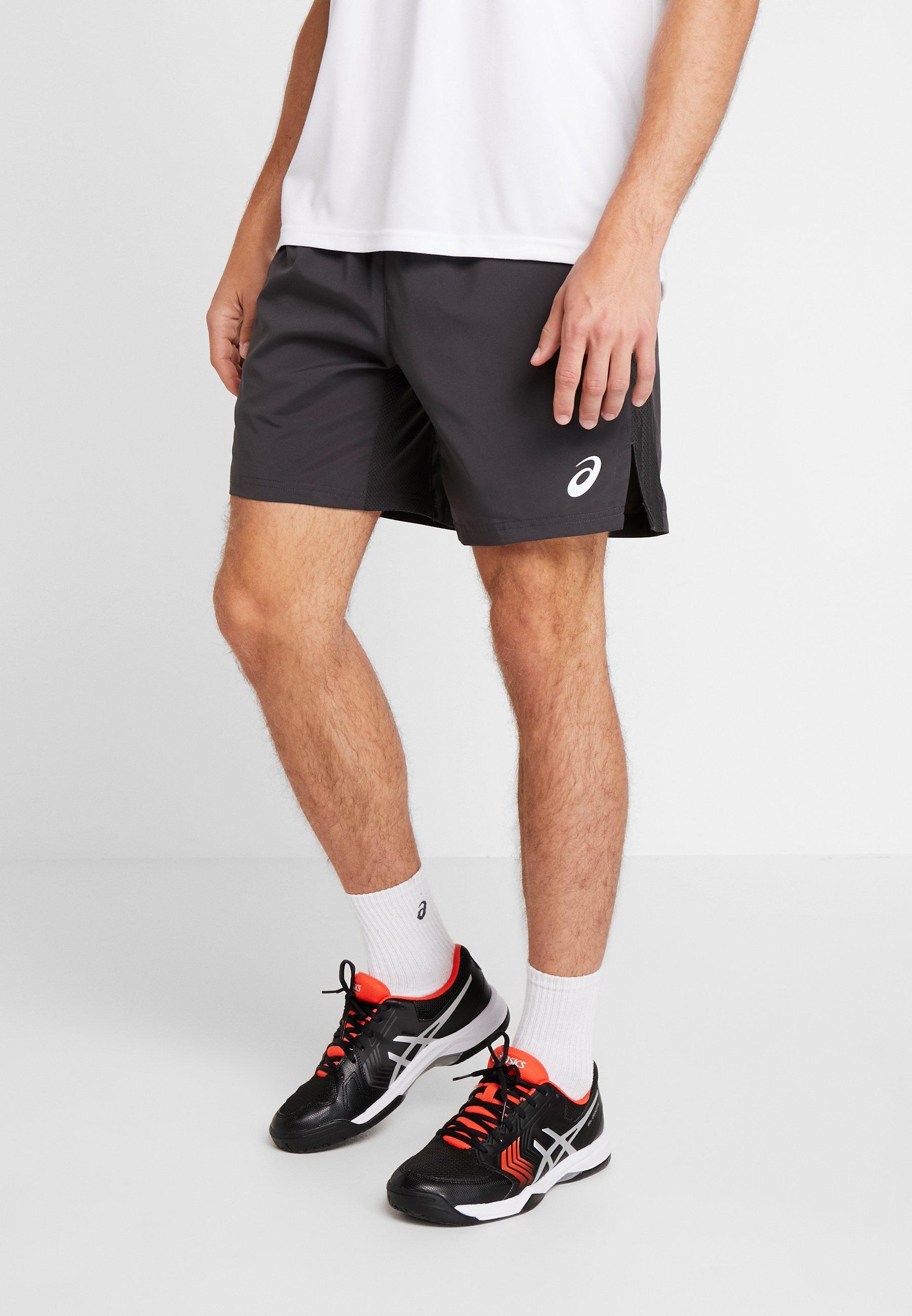 Graphite Sport ShortDe Asics Tennis Grey reCdxQBWEo