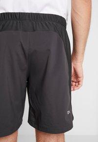 ASICS - TENNIS SHORT - Korte broeken - graphite grey - 3