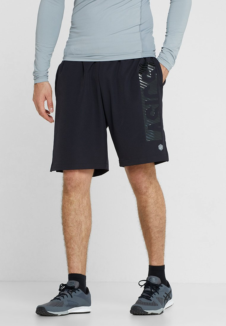ASICS - FITTED SHORT - Sports shorts - performance black