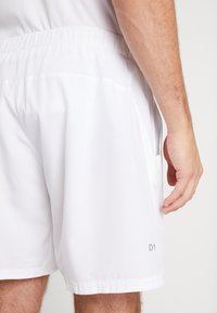 ASICS - CLUB SHORTS - Träningsshorts - brilliant white - 3