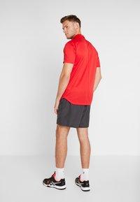 ASICS - CLUB SHORTS - Sportovní kraťasy - graphite grey - 2