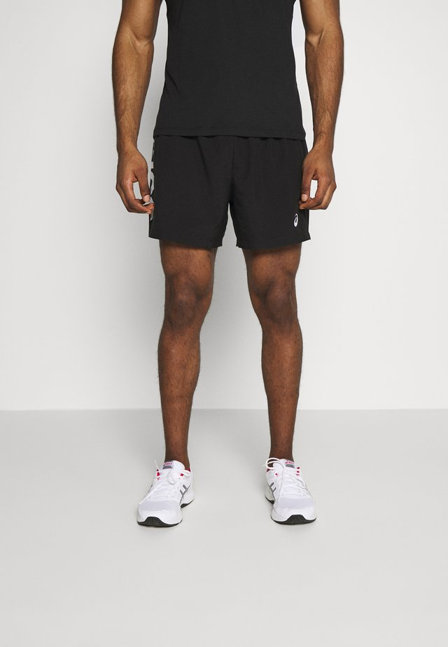 KATAKANA SHORT - Träningsshorts - performance black