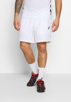 CLUB SHORT - Sportovní kraťasy - brilliant white