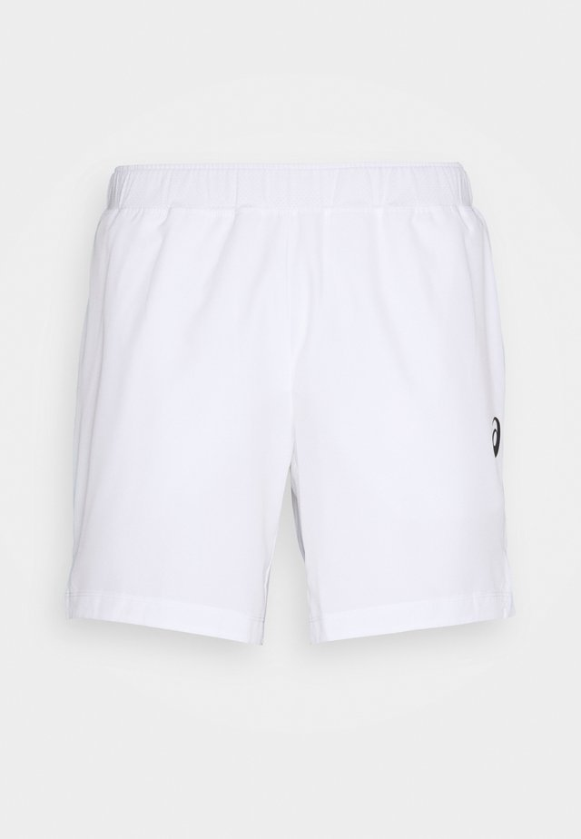 CLUB SHORT - Korte broeken - brilliant white