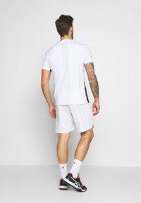 ASICS - TENNIS SHORT - Sportovní kraťasy - brilliant white - 2