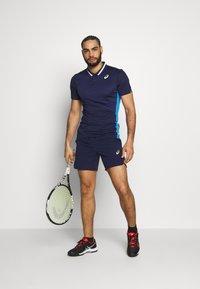 ASICS - TENNIS SHORT - Sports shorts - peacoat - 1