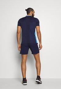 ASICS - TENNIS SHORT - Sports shorts - peacoat - 2