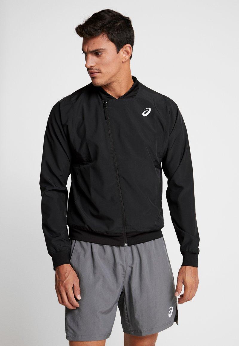 ASICS - PRACTICE  - Training jacket - performance black