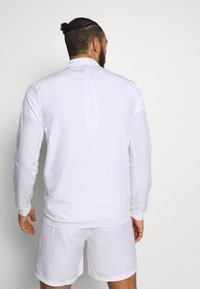 ASICS - CLUB JACKET - Sportovní bunda - brilliant white - 2