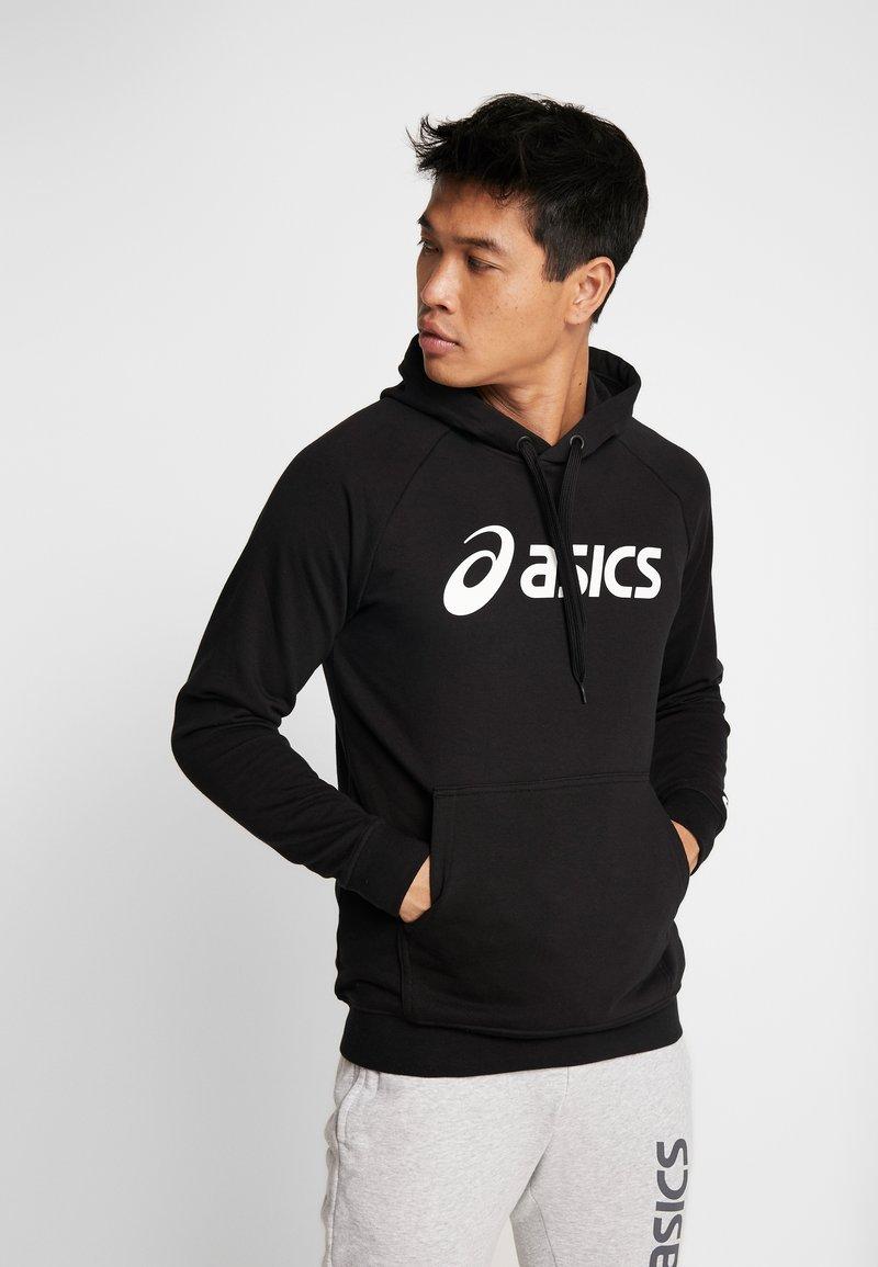 ASICS - BIG HOODIE - Bluza z kapturem - performance black/brilliant white