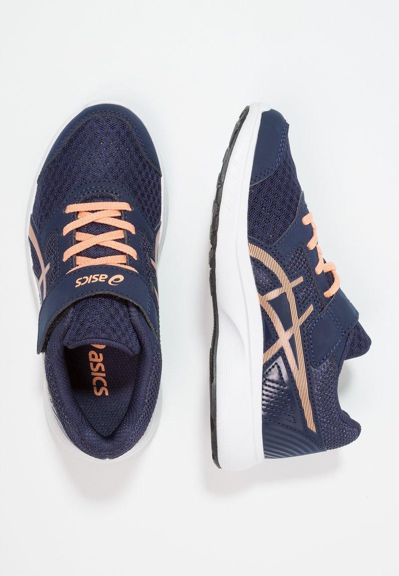 ASICS - STORMER 2 - Neutral running shoes - peacoat/mojave