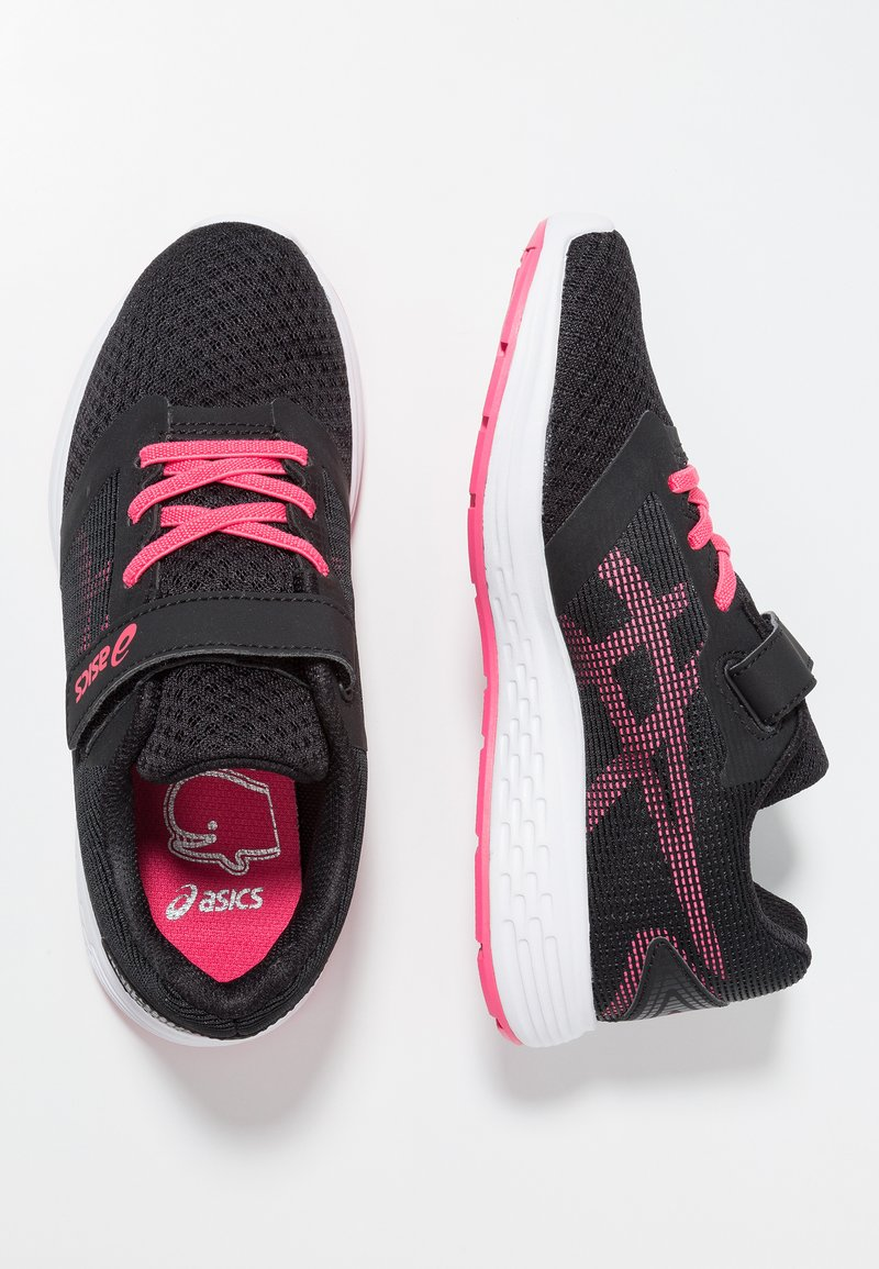 ASICS - PATRIOT 10 - Chaussures de running neutres - black/pink cameo